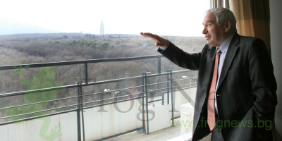 Президентът на България