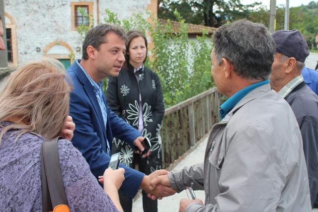 Българската петролна и газова асоциация обяви подкрепата си към депутата