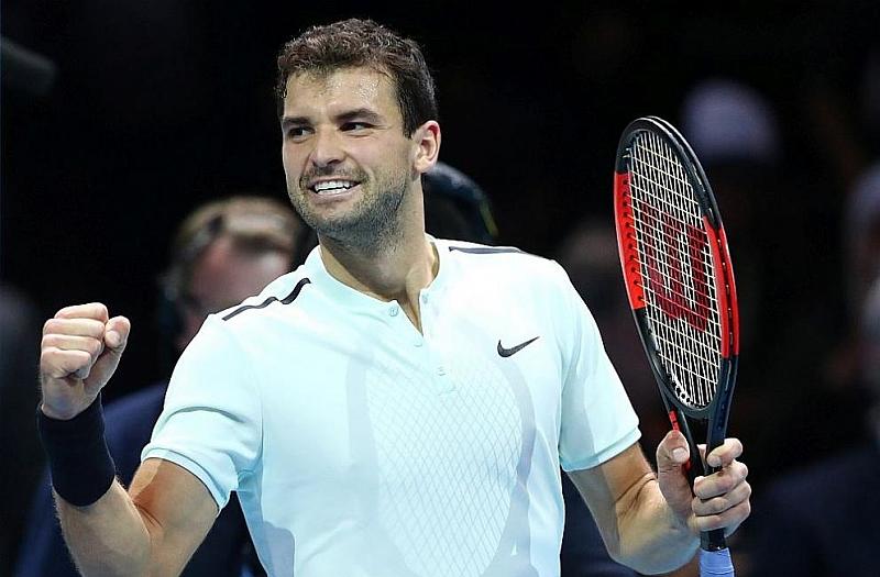 Най-добрият български тенисист Григор Димитров постигна поредна изключителна победа. Гришо