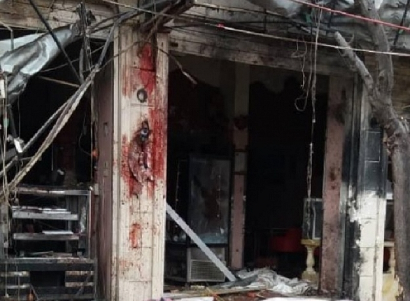 Силна експлозия разтърси северния сирийски град Манбидж. В резултат от