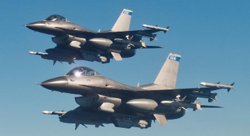 """""""Изтребителите F-16 Блок 70 за България, които са най-новата версия"""
