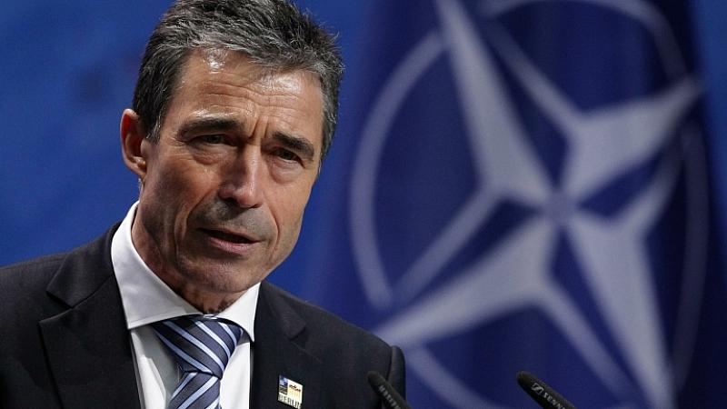 Бившият генерален секретар на НАТО Андерс Фог Расмусен смята, че