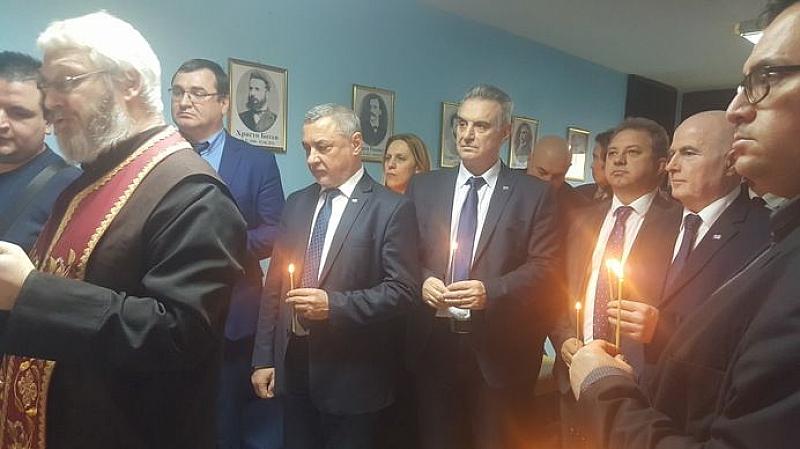 Петима народни представители от ПП НФСБ В 44-то НС: Валентин
