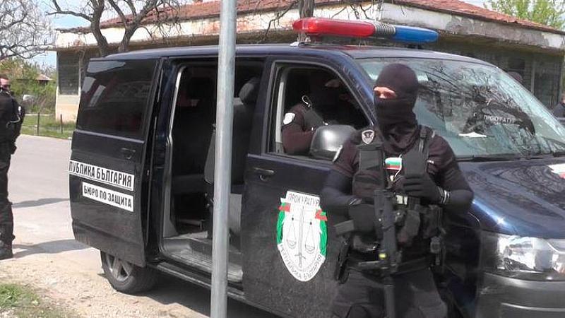 При операцията, на територията на Франция са задържани 4 лица,