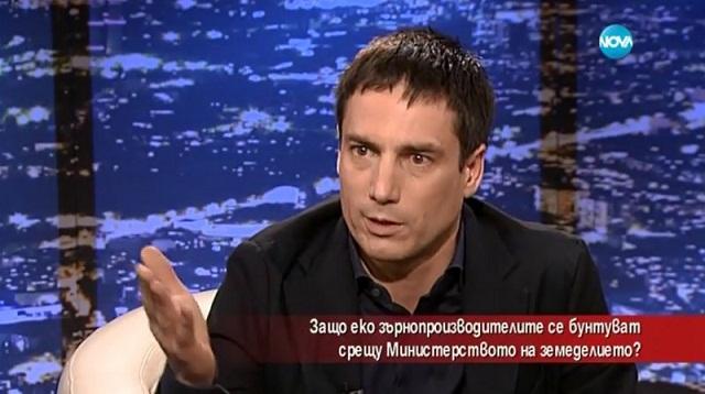 Ал. Атанасов за Фрог: Спират програмата за развитие на селските райони