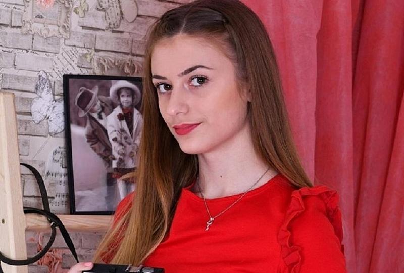 18-годишната Антонина Лозанова от Видин е ученичка в Природо-математическата гимназия