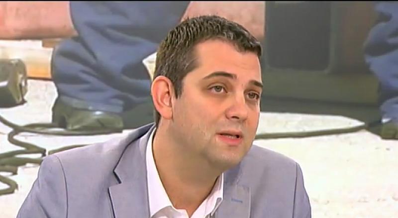 """Димитър Делчев от """"Демократична България"""" заяви, че проектът """"Белене"""" е"""