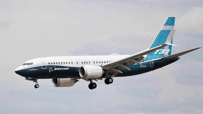 """Американският производител на самолети """"Боинг"""" призна, че е трябвало да"""