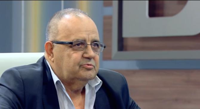 Б. Димитров: Ако имахме ракети СС-23, Ердоган нямаше да мисли за Кърджали