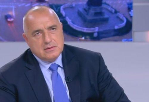 Премиерът: ГЕРБ ще подкрепи референдума на Слави