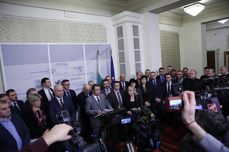 Депутатът от БСП Елена Йончева, която от вчера е обвиняема