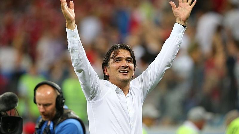 Селекционерът на Хърватия - Златко Далич, похвали играчите си за