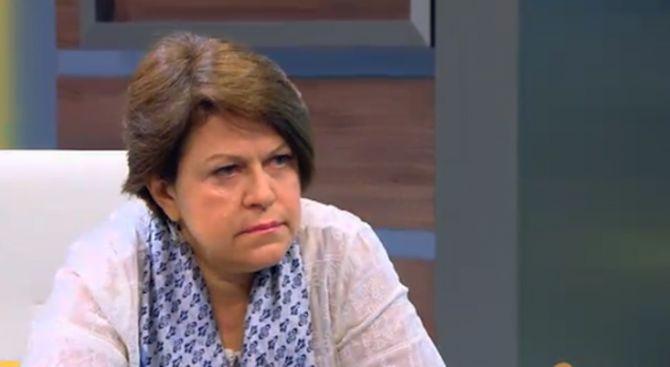 Татяна Дончева: Играта на Първанов и Петков е буфосинхронада