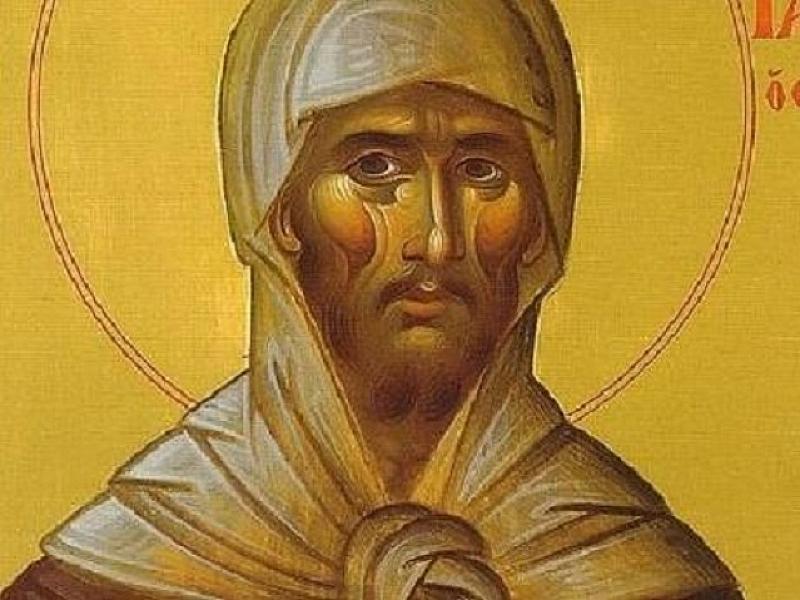 Християните палят свещи днес за Св. преп. Ефрем Сирин. Имен