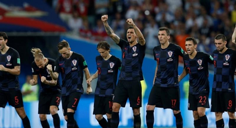 Футболистите на футболния вицешампион Хърватия направиха страхотен жест към деца