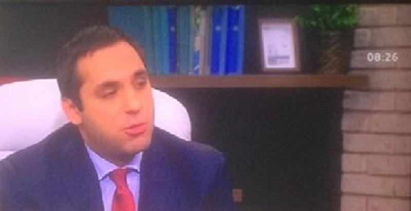 """Снимка: Излъга ли министърът на икономиката, че няма атаки към Гебрев и """"Дунарит""""?"""