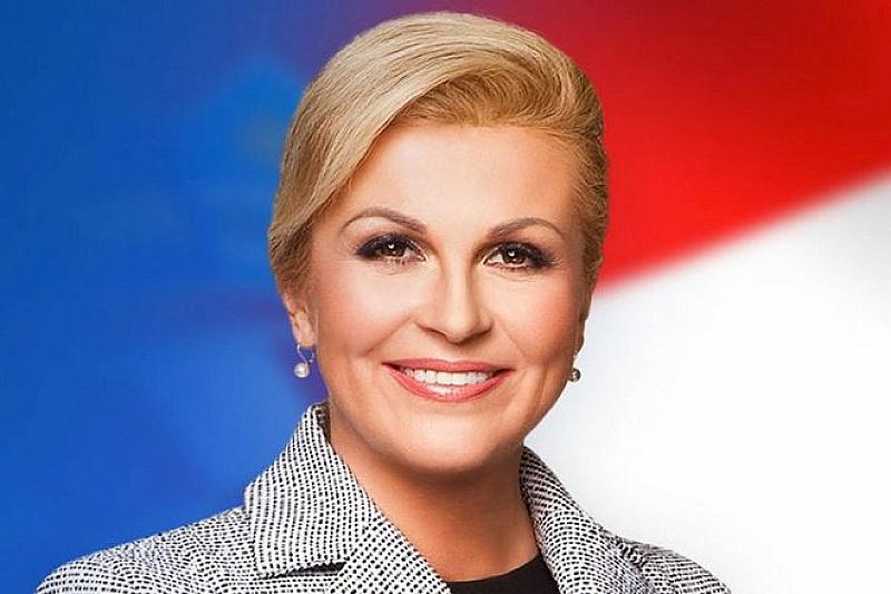 Станала популярна покрай Мондиала в Ррусия хърватска президентка Колинда Грабар-Китарович