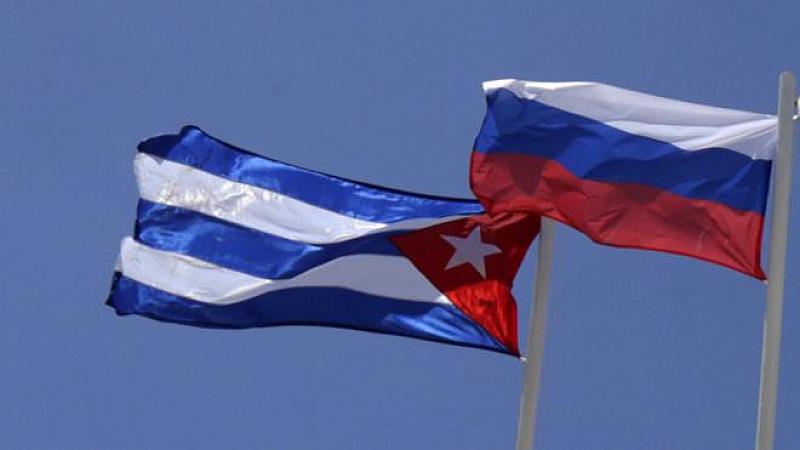 Русия желае да работи с Куба като стратегически партньор в