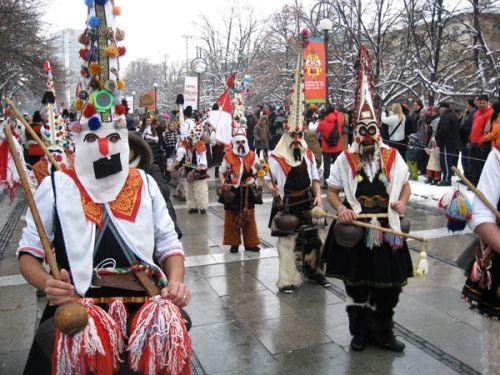 """Фестивалът """"Сурва"""" става част от ЮНЕСКО"""