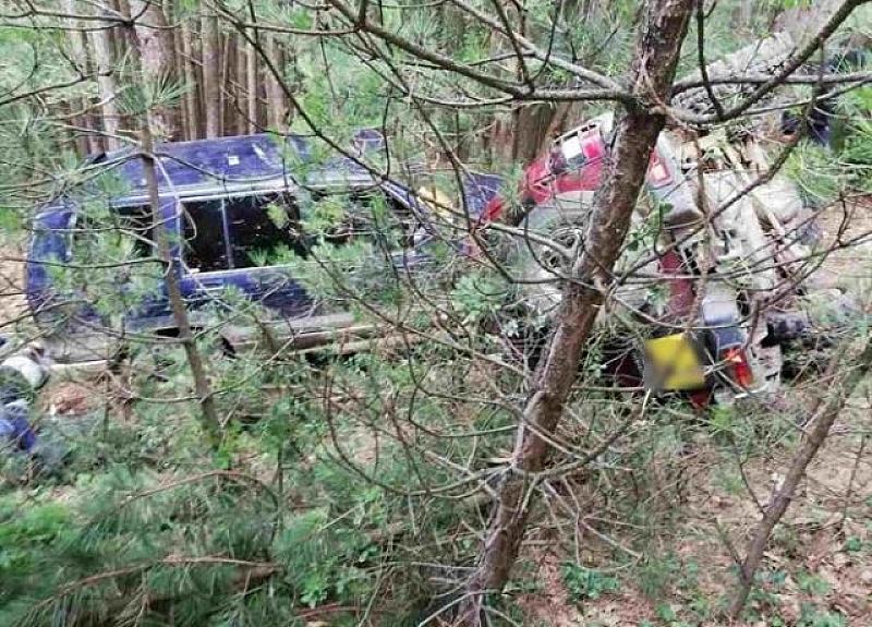 Тази сутрин граничните полицаи са провели специализирана полицейска операция близо