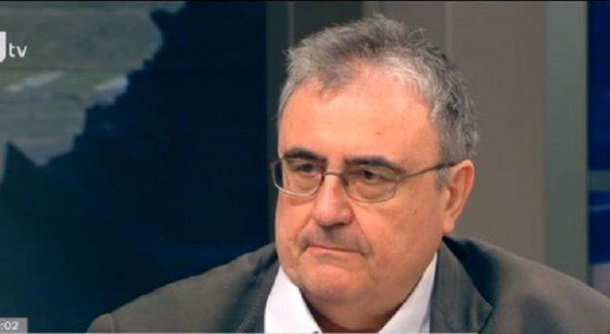 О. Минчев: Без Европа ще се свлечем до руско-турска провинция