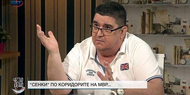 О. Стефанов: Вътрешният министър говори и върши безумия
