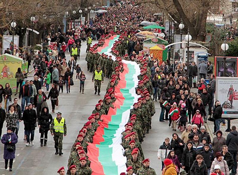 Мнозинство от 81% от пълнолетните български граждани смятат, че националните