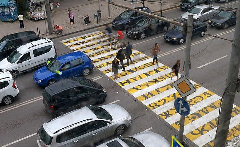 Снимка: След зебрите прокуратурата започва проверки на пътната сигнализация