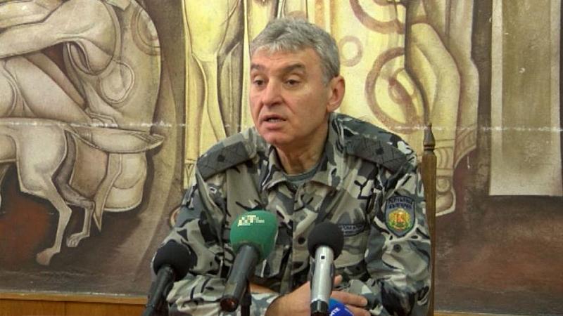 Бригаден генерал Пламен Богданов, шеф на Националния военен университет, е