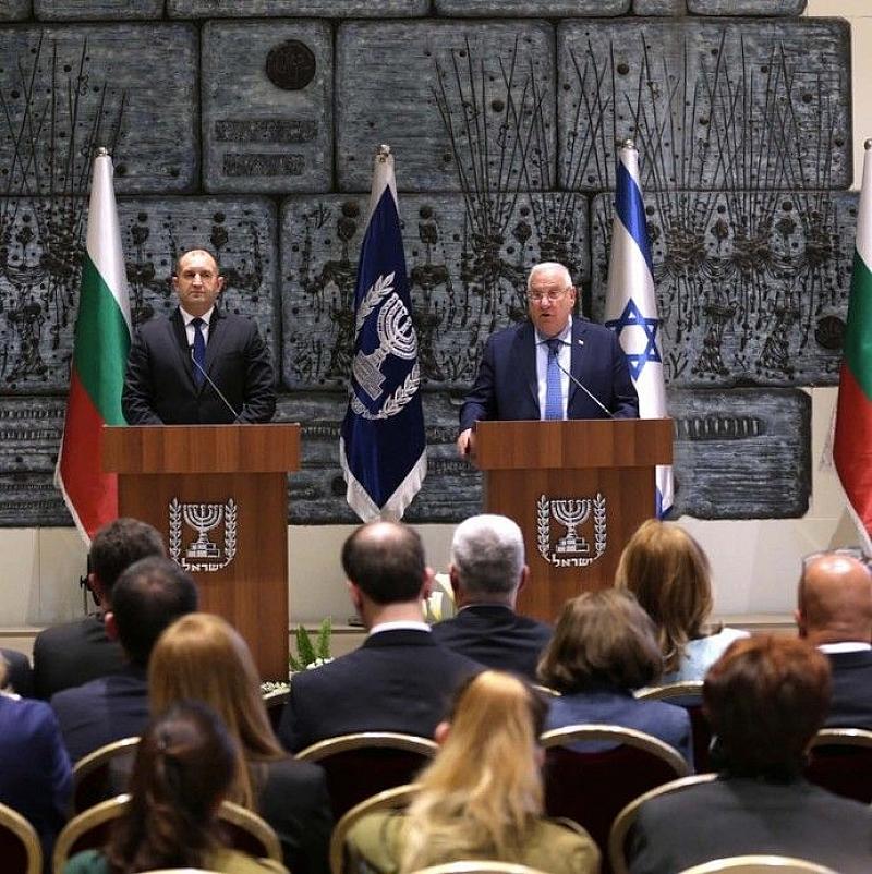 Като водеща страна в областта на високите технологии държавата Израел