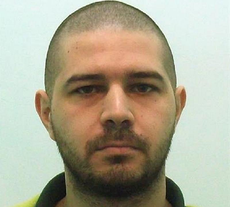 Другият избягал затворник Радослав Колев е не по-малко опасен от
