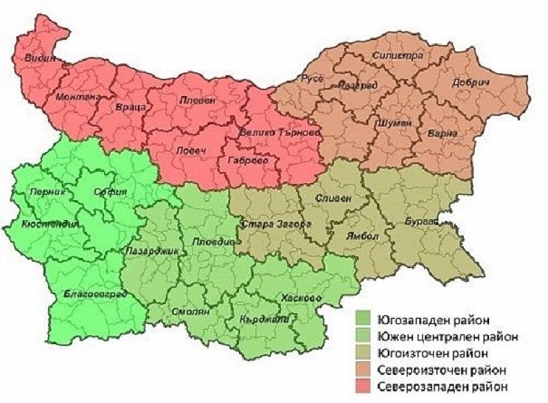 Регионалното министерство ще подложи на обществено обсъждане три варианта за