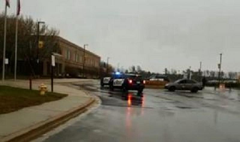 Службите за спешна помощ в град Сиракюз в щата Ню