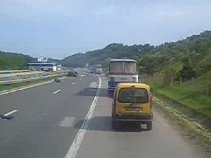 """Започва поетапното спиране на движението по магистрала """"Тракия"""", в отсечката"""