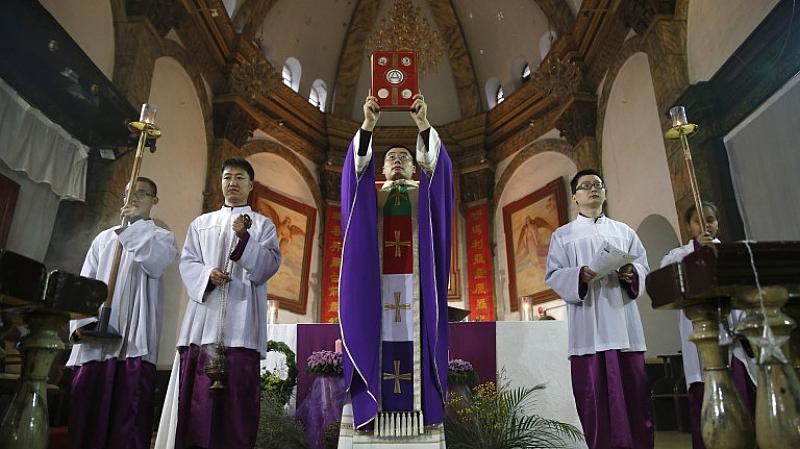 Ватикана и Китай са постигнали историческо споразумение. То е на