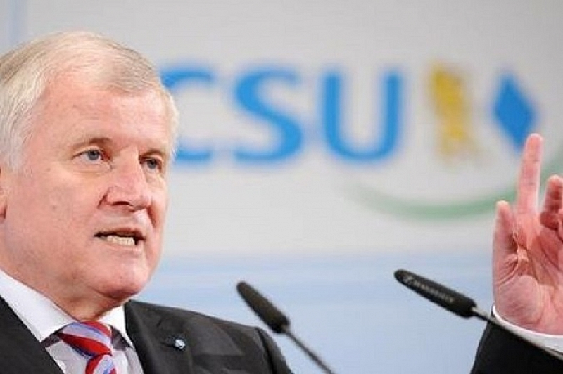 Новият германски вътрешен министър Хорст Зеехофер поиска отмяна на Шенгенското