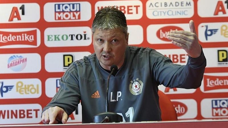 След загубата в повторния си дебют начело на ЦСКА Любослав