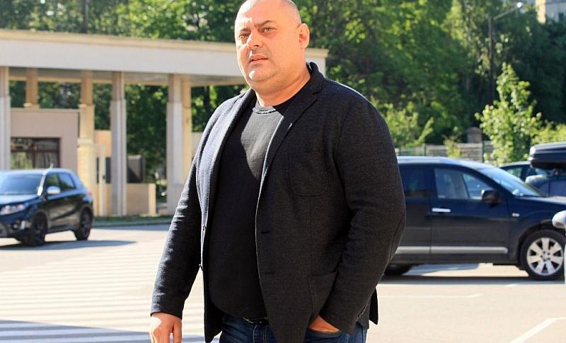 Задържан е свидетелят по делото Суджукгейт Антон Проданов при акция