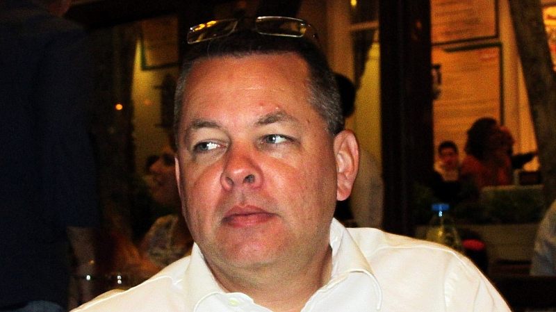 Турски съд е отхвърлил иска на американския пастор Андрю Брънсън