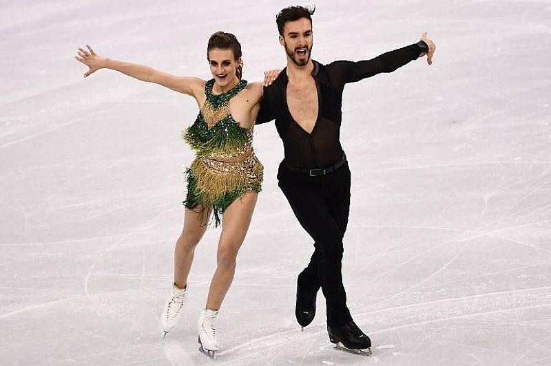 Двукратната световна шампионка при танцовите двойки Габриела Пападакис, която е