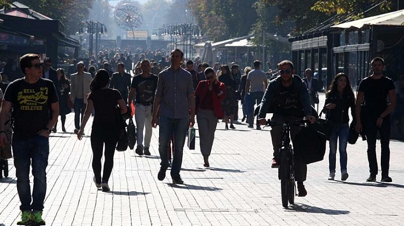 Близо 45 000 българи през 2017-та година са избрали да