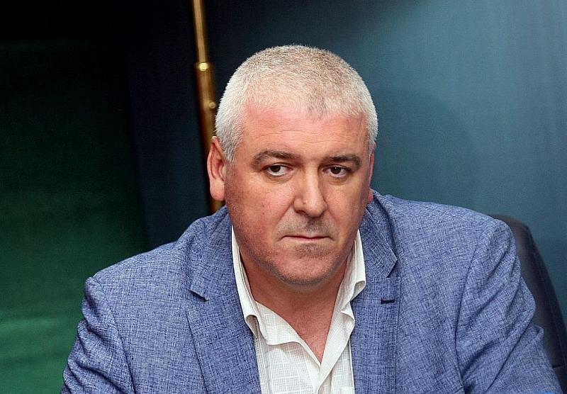 Резултат с изображение за директорът на ГДБОП главен комисар Ивайло Спиридонов.
