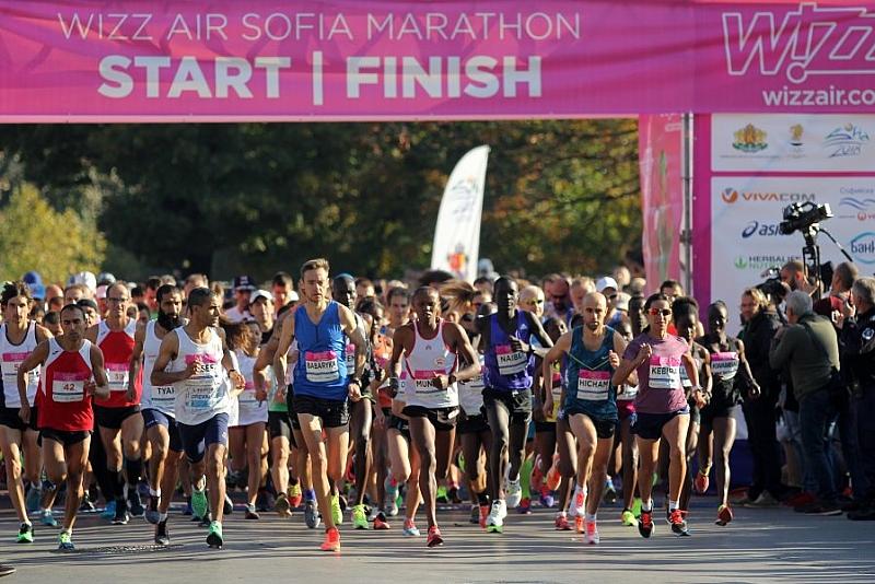 Стивън Киплагат от Кения спечели тазгодишното издание на маратона като
