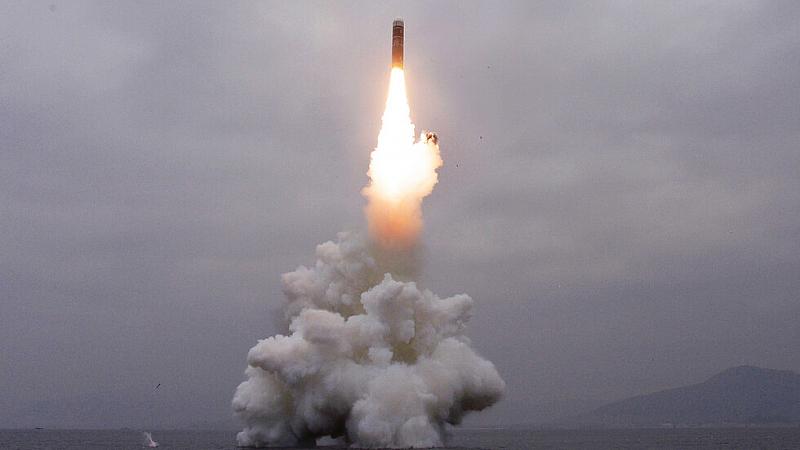 Заради последните изпитания на балистични ракети от страна на Северна