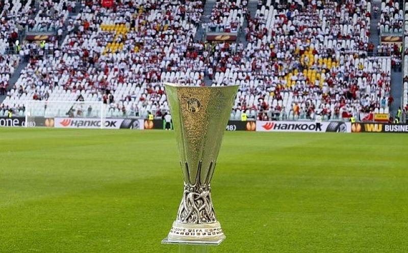 Трофеят на Лига Европа бе откраднат и впоследствие намерен в
