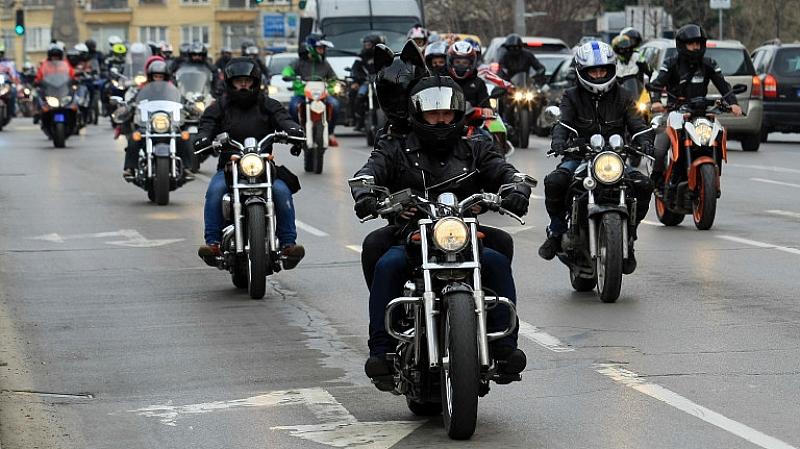 Мотористи се събират в 20 града в страната в памет