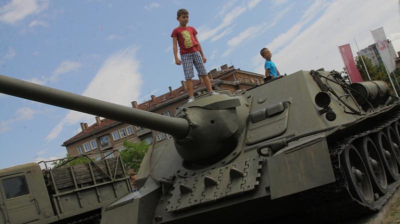Националният военноисторически музей (НВИМ) може да се разгледа безплатно днес