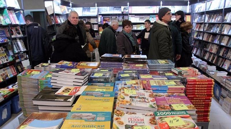 На 23–ти април честваме Светония ден на книгата, определен от