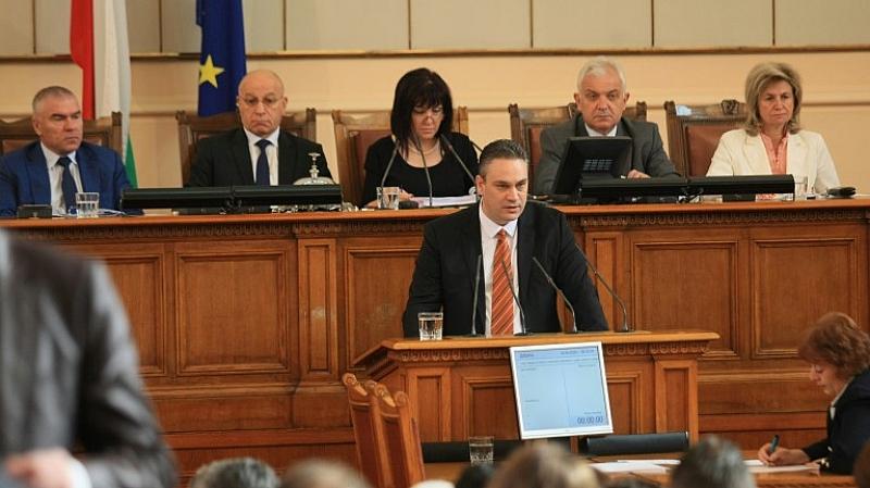 Депутатите попълниха състава на Антикорупционната агенция. Народните представители избраха Антон
