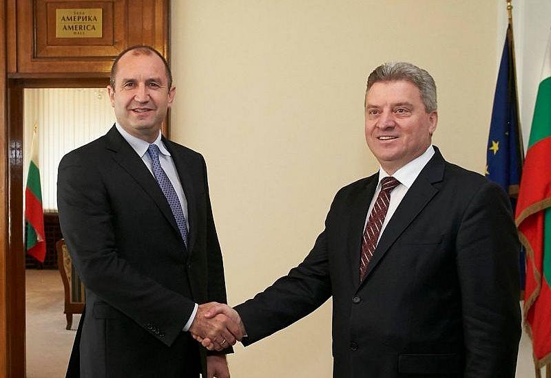 Президентът на Република Македония Георге Иванов пристига днес на двудневно